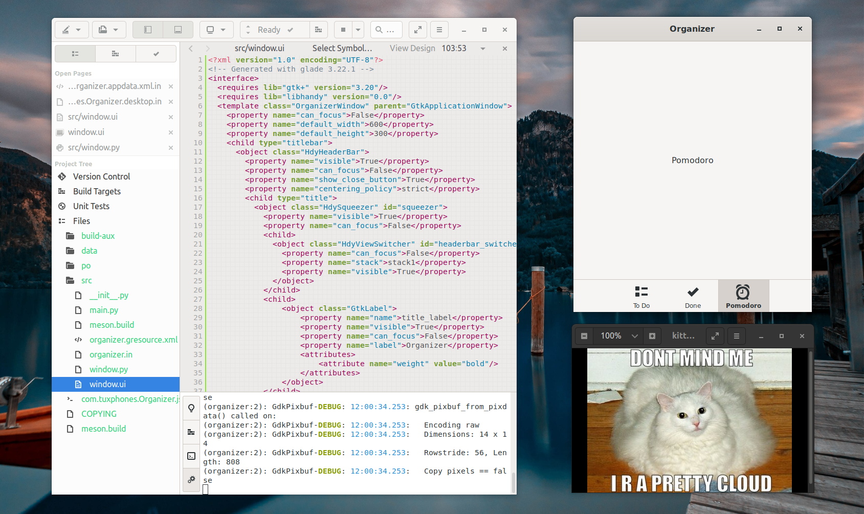 Building Responsive Linux Mobile Apps With Libhandy 1 0 And Gtk3