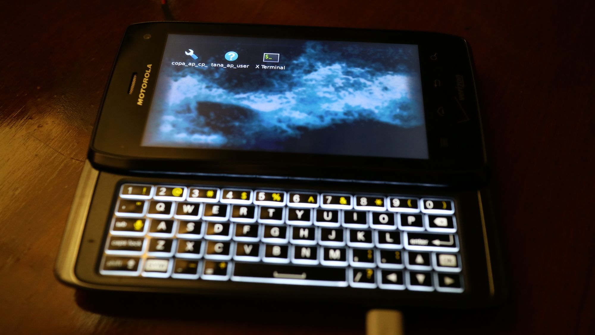 Large Maemo Leste update brings camera and TV output to 11-year old Nokia N900, PowerVR GPU support for Motorola Droid 4
